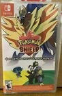 Pokemon Sword & Shield + Expansion Pack! Nintendo Switch Game Brand New
