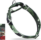Hyhug Fabulous Collar with Dogs Who Escape Pets Upgraded Escape Proof Martingale