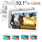 Android 9.0 10 Core 10.1'' 128gb Hd Game Tablet Pad Gps Wifi Dual Sim Camera Us