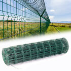 Mesh PVC Welded wire Coated Galvanized Poultry Net Chicken Run Wire Mesh Fencing