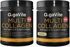 Multi Collagen Powder •Protein• Hydrolyzed Collagen Peptides • Gluten&GMO Free