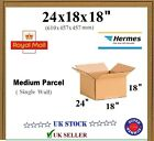 CARDBOARD BOXES *MEDIUM PARCELL ALL SIZE*  SW/DW  POSTAL MAILING PACKING HIGH Q