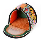 Small Animals Carrier Shoulder Bag Portable Soft For Hamster Chinchillas