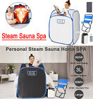 3L Portable Steam Sauna Spa Therapeutic Weight Loss Detox Relaxation w/ Remote