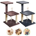 Cat Scratching Tree Post 70cm Activity Centre with Toy Scratcher Kitten Climbing