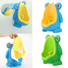 Frog Little Boys Pee Toilet Children Training Potty Urinal Easy to Clean