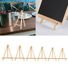 Solid Wood Easel Display Stand for Canvas Art Drawing Painting Wooden Cafe Table