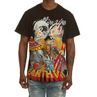 Billionaire Boys Club Men's BB Battle Earth Short Sleeve Knit Tee Cotton T-Shirt