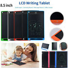 """8.5'' 12"""" inch LCD Writing Drawing Tablet Pad eWriter Notepad Boogie Board Gifts"""