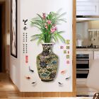 16kinds Vase Wall Stickers Fashion Flower Home Decor For Living Room Bedroom