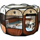 Portable Perros House Large Small Dogs Outdoor Cage Foldable Indoor Playpen Tent