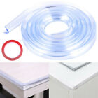 New Silicone Furniture Wall Edge Bumper Strip Corner Protector Baby Safety Table