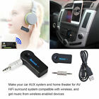 Wireless Bluetooth 4.1 Music Receiver Stereo Audio Adapter Handsfree 3.5mm Car