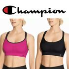 "Champion  Women's Seamless Criss Cross Bras 2-Pack ""DOUBLE DRY  STRETCH"""