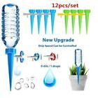 Garden Plant Self Watering Spikes Adjustable Automatic Drip Irrigation System