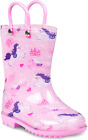 ZOOGS Kids Printed Rainboots