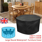 Heavy Duty Waterproof Garden Patio Furniture Cover For Outdoor Table Chair Cube