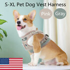 Pet Dog Vest Harness Leash Collar Set No Pull Adjustable S-XL US Stock