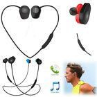 Bluetooth Wireless Earphone Sport Music Headset for Apple iPhone Samsung LG Moto