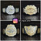 Custom IWGP Belts for Mattel Figures Elite Lot WWE NJPW V1