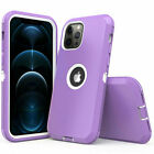 For iPhone 12 Mini 12 Pro Max Shockproof Case Cover + 20W Fast Charger Adapter