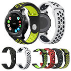 For Samsung Galaxy Watch Strap 46mm Band Silicone Gear S3 Frontier Classic...