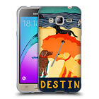 OFFICIAL STEPHEN HUNECK DOGS AT THE BEACH GEL CASE FOR SAMSUNG PHONES 3