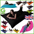 XXL Floor Cushion GIANT Beanbag GARDEN Lounger Bean Bag Bed INDOOR/OUTDOOR Gilda
