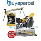 DEWALT DW717XPS 250mm COMPOUND MITRE SAW 240V DW717 & DE7023 Leg Stand