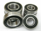 6000-2RS 6000RS SERIES RUBBER SEALED BEARING