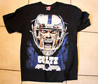 Indianapolis Colts Big Face BLACK SS Adult T-shirt