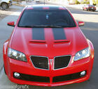Vinyl Racing Rally stripe stripes decals decal graphics kit fits Pontiac G8 GT
