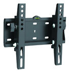 Tilt TV LCD LED Plasma Universal VESA Wall Mount Bracket 17 20 21 23 27 30 32 37