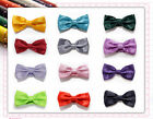 Annie's Qualited Wedding/Party/Ceremony/Dancing Pre Tied Bow Tie 25 Colors Stock