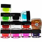 12 Transparent Color UV Gel Shiny Crystal Clear Effect Polish Nail Art Deco 301