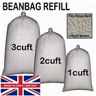 Polystyrene Ball Refill Bean Bag Top Up Filler Bead Fill Beanbag Chair Filling