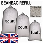 Bean Bag Booster Refill Polystyrene Beads Filling Top Up Bag Beans Balls Gilda