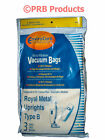 Royal 2-066247-001 Style B Allergen Bags Fits Metal Upright Vacuum Cleaner 7730Z