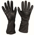Extra Long Cuff Kevlar Tactical Shooting Gloves Black - FREE SHIPPING