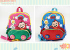 Baby Kid Backpack Schoolbag Toddler Handcrafted Doll Bag K0219