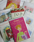 MUSICAL XMAS CARD ~ BOY GIRL FRIEND ~ SISTER ~ BROTHER ~ SON ~ DAUGHTER ~ DAD