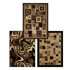 "Contemporary Transitional Large 8x11 Area Rug Modern Carpet -Actual 7'10""x10'5"""