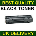 COMPATIBLE BLACK TONER CARTRIDGE FOR LASERJET PRINTER