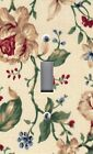 Light Switch Plate Outlet Covers covered with LONGABERGER HEIRLOOM FLORAL
