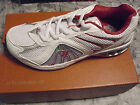"""NEW - Women's """"Just Go Ahead"""" White & Red Athletic Sneakers - Sizes: 5.5 6 7 8"""