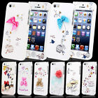 FITS APPLE IPHONE 5 5G  NEW STYLISH 3D FULL BODY SERIES HARD CASE COVER