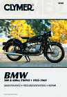1955-1969 BMW Twins 500cc and 600cc Clymer Motorcycle Repair Manual