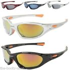 SPORTS SUNGLASSES DESIGNER MENS WOMENS GIRLS BOYS BLACK UV400 WRAP NEW X32