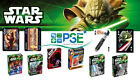STAR WARS PLAYING CARDS MOVIE POSTERS BATTLES WEAPONS GOOD VS EVIL ANGRY BIRDS