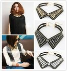 Hot Selling New Fashion Crystal Collar Bib Necklace Jewelry 3colour U pick A1349
